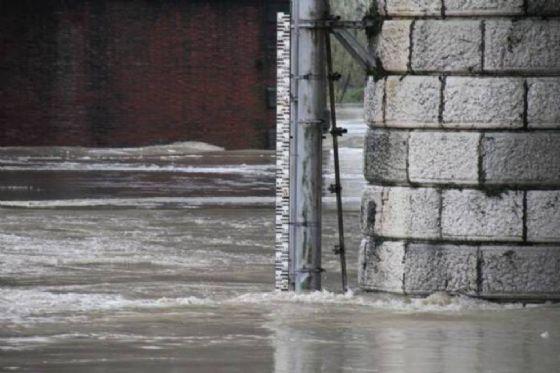 Fiumi a livello di guardia
