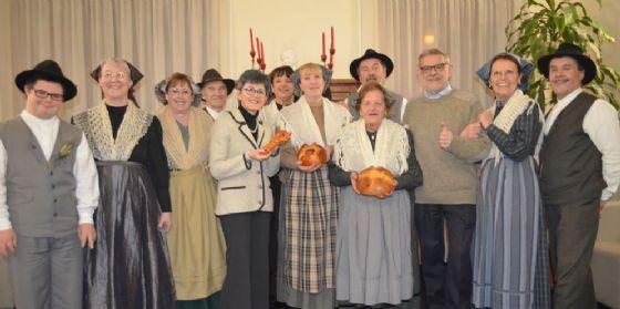 Premiato a Torino il Gruppo Costumi Tradizionali Bisiachi