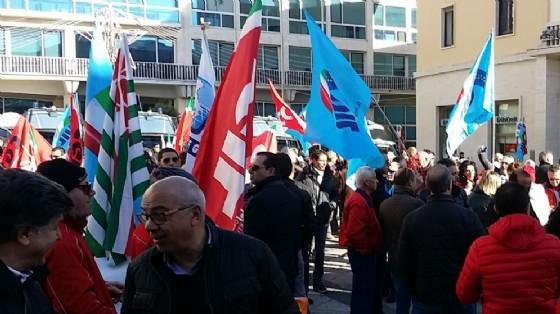 Cherasco, sciopero alla Giordano Vini