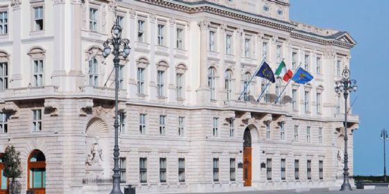 Sede della Regione a Trieste (© Regione Friuli-Venezia Giulia)