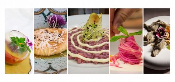 La cucina innovativa dello chef Stefano Buttazzoni