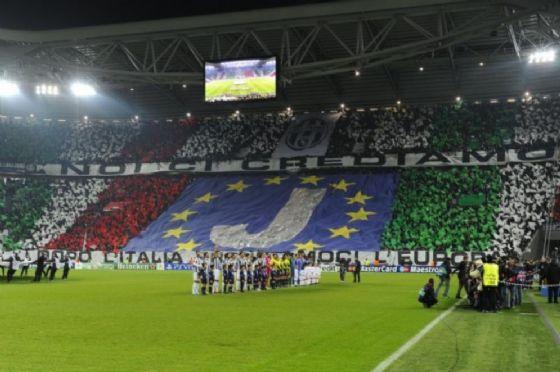 Lo Juventus Stadium si prepara a celebrare il settimo scudetto consecutivo dei bianconeri