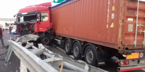 Incidente fra Trieste Lisert e Redipuglia: rallentamenti in A4 (© Autovie Venete)