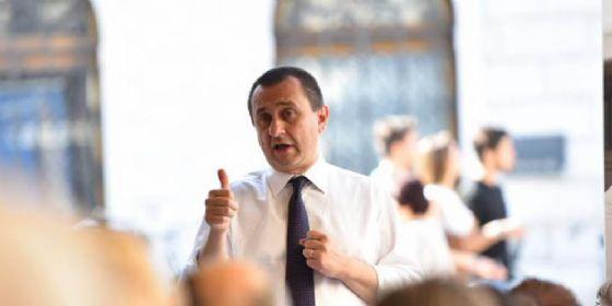 Rosato, legge elettorale? «Ha aiutato la governabilità» (© Rosato)