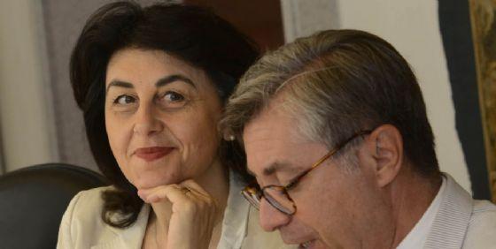 Assessore regionale alle Infrastrutture e al Territorio, Mariagrazia Santoro
