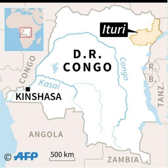 DR Congo unrest