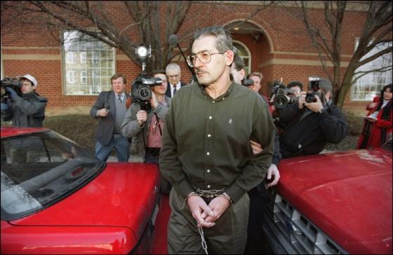 CIA agent Aldrich Ames got a life term in prison
