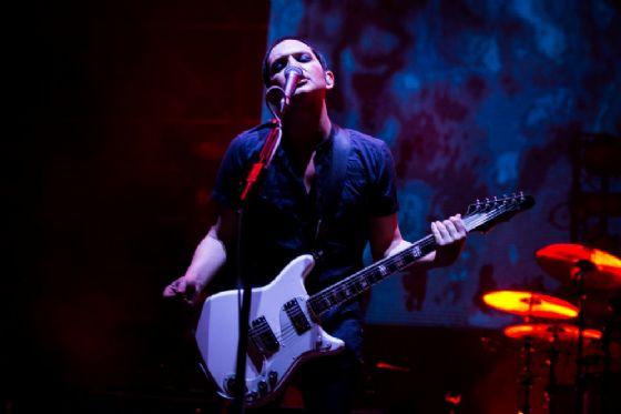 I Placebo sul palco del Collisioni Festival 2017