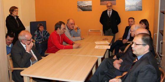 Nuovo centro diurno per l'accoglienza delle persone disabili anziane di via Valdirivo