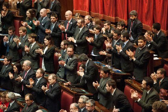 Il Movimento 5 Stelle in Parlamento