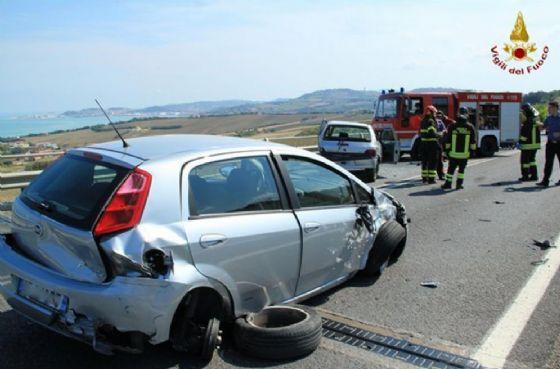 Tangenziale Nord in tilt per incidente