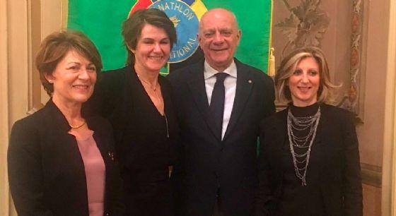 Foto ufficiale della serata (© Diario di Biella)