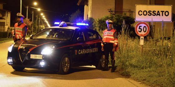 Carabinieri impegnati nel Cossatese