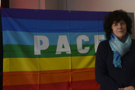 Assessore regionale all' Istruzione, Loredana Panariti, al Meeting di Pace