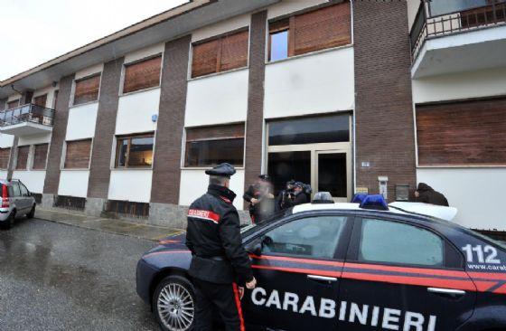 Carabinieri arrestano madre e figlio