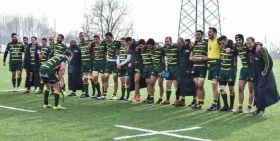 I ragazzi del Biella Rugby (foto Stefano Destro)