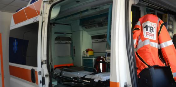 Infortunio a Rorai Grande: colpito da una sonda finisce all'ospedale