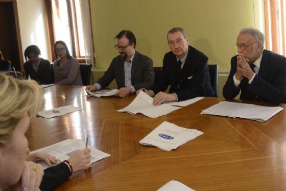 Il vice presidente della Regione, Sergio Bolzonello, presenta i dati Frie