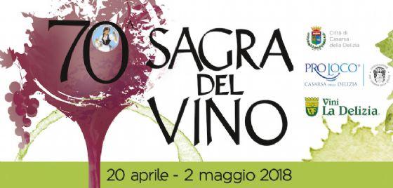 Casarsa della Delizia, ufficializzato il manifesto della 70esima edizione della Sagra del Vino