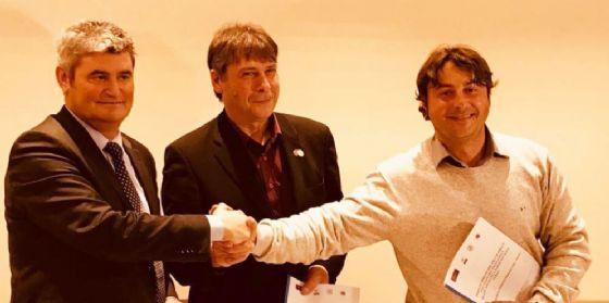 Vino: accordo Italia-Slovenia per la creazione della doc transfrontaliera 'Teran' (© Shaurli)