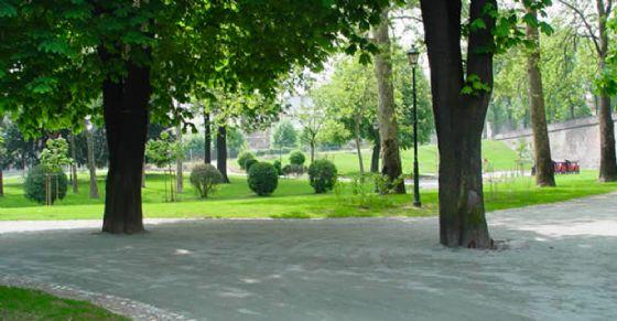 Giardini Reali inferiori