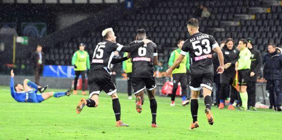 L'Udinese incassa la quinta sconfitta consecutiva: al Friuli passa il Sassuolo (© ANSA)