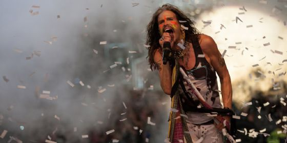 Steven Tyler, icona rock globale, in concerto a Trieste