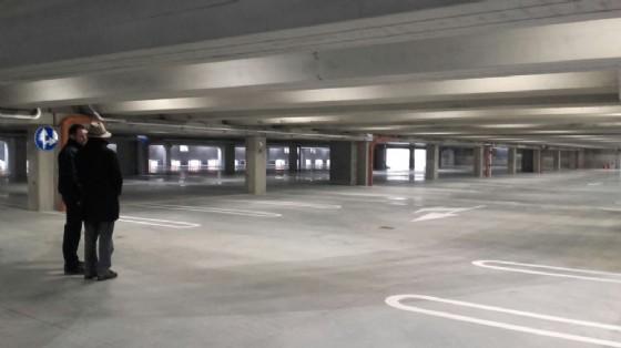 Parcheggio della Funicolare