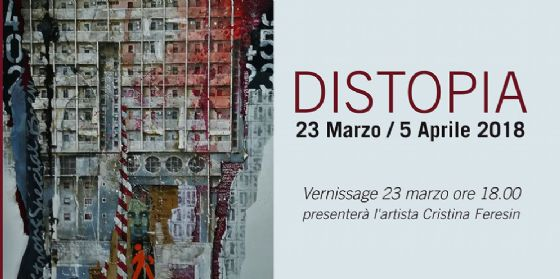 """Alla biblioteca statale Isontina si inaugura """"Distopia"""", la personale di Fulvio Dot"""