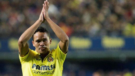 Brutte notizie per il Milan: il Villarreal non riscatta Bacca