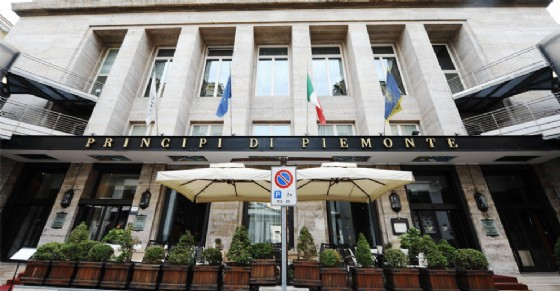L'hotel Principi di Piemonte