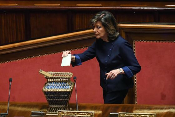 La pasdaran di Berlusconi