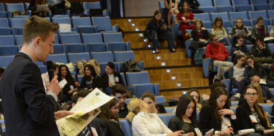 Giovani: 100 studenti Fvg parlamentari europei per un giorno