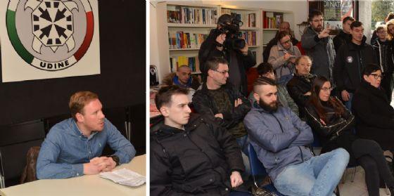 Elezioni comunali: Luca Minestrelli guiderà la lista di CasaPound Italia (© Diario)