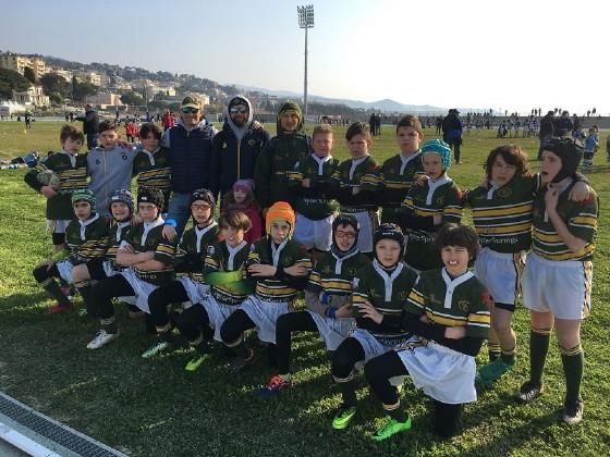 La squadra dell'Under 12