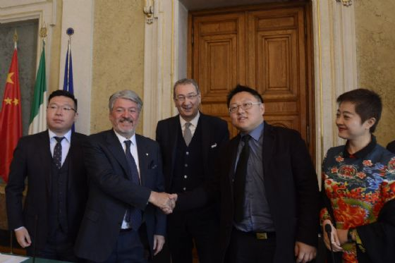 Firmato l'accordo tra Cluster Arredo e la regione cinese Sichuan