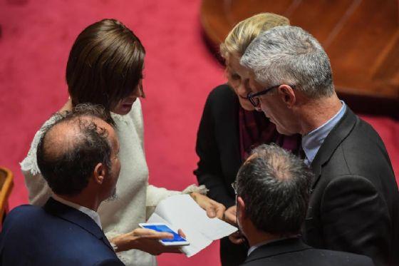 Pd: Martina propone Delrio-Marcucci, diamo segnale unità