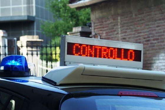 Controlli dei carabinieri (© Diario di Biella)