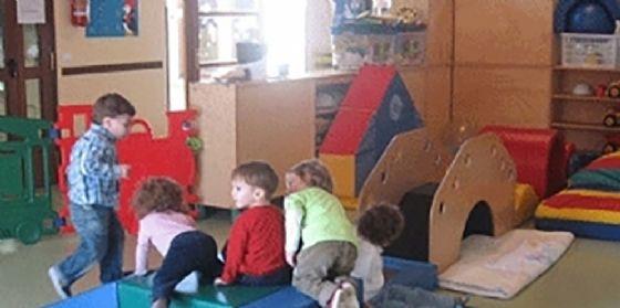 """""""Anghingò giochiamo ancora un po'"""", una nuova attività per la prima infanzia a Monfalcone (© Comune Monfalcone)"""