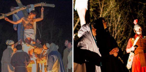 Ciconicco: 40 anni per la Sacra Rappresentazione della Passione di Cristo (© 'Un Grup di Amis' | Facebook e sito)