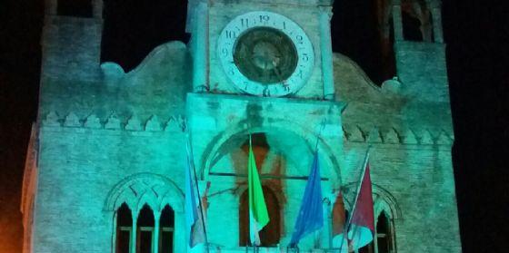 Pordenone, Municipio in blu per la campagna sull'autismo