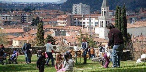 A Gorizia la Pasquetta si fa in Castello