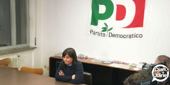 Serracchiani in lizza per la segreteria del Partito democratico