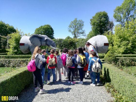 Studenti a Palazzo Gromo Losa