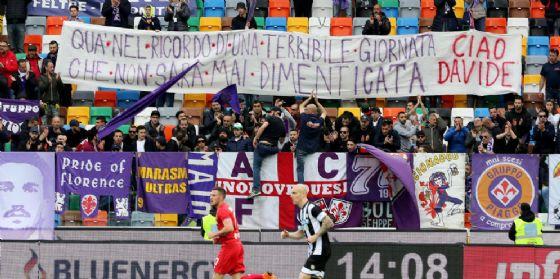 La Fiorentina espugna Udine nel giorno del ricordo di Davide Astori