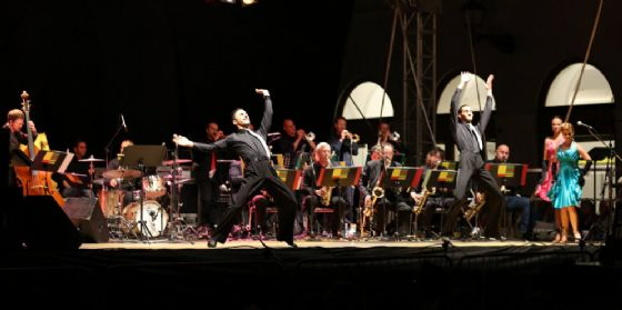 Al café Rossetti arriva la Shipyard Big Band con 'Swing It Out' (© Cafè Rossetti)