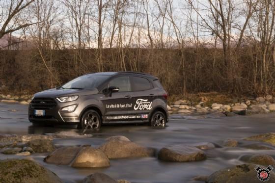 Si parla della nuova Ford Ecosport (© Nuovaassauto)