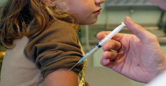Vaccinazioni - Immagine d'archivio