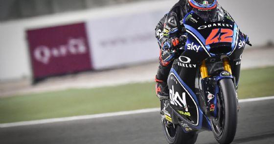 Moto2 Argentina Prove 1: Svetta Mattia Pasini, 2° Oliveira davanti a Bagnaia