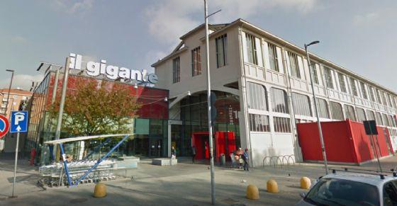 Il Gigante di via Livorno (© Google Street View)